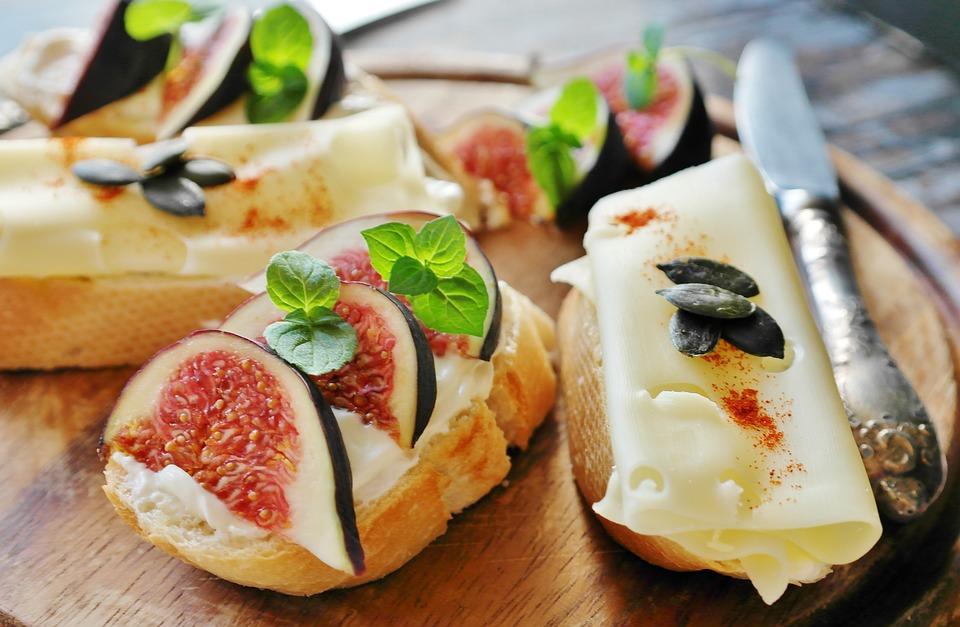 Les aliments végétariens et leurs apports dans l'organisme